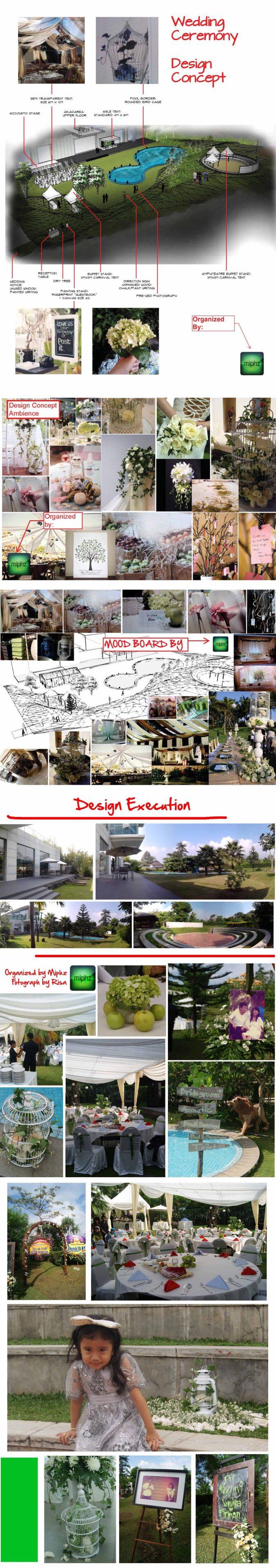 Wedding Ceremony Design + Planning